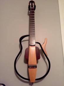 Yamaha Silent Flamenco Custom