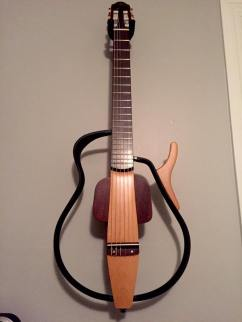 Yamaha Silent Flamenco Custom